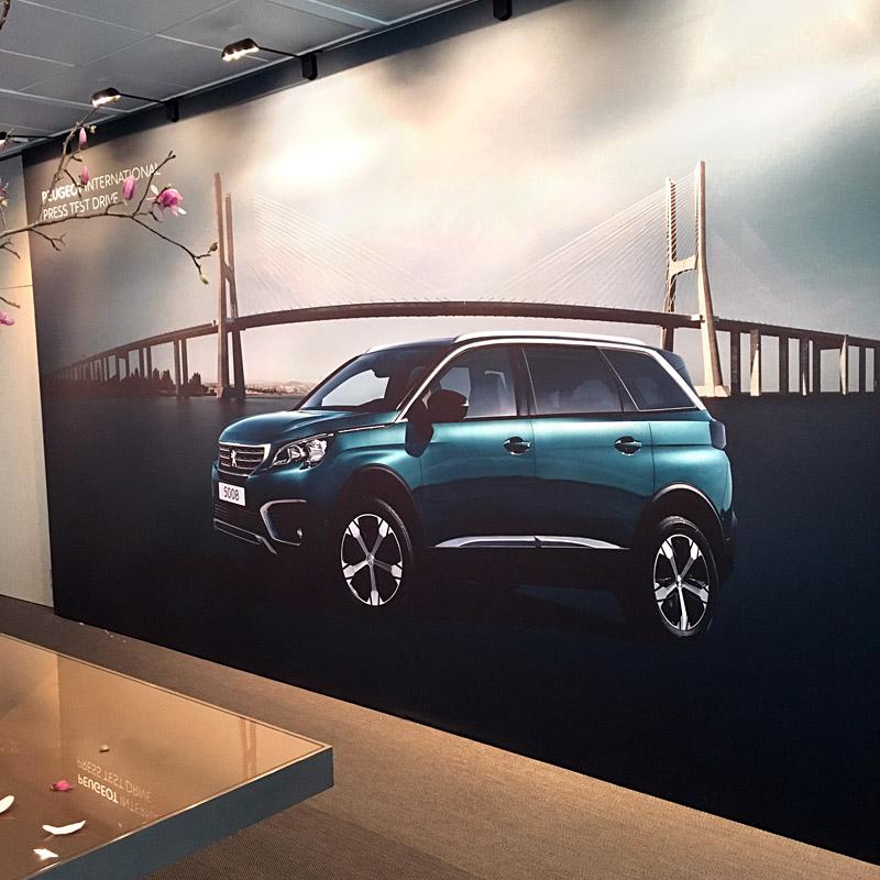 International Automotive Brand Launch