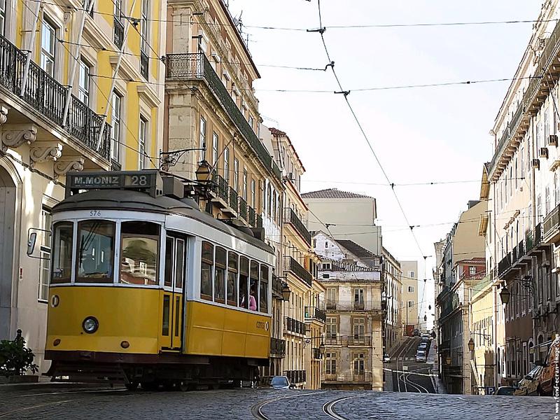 Elétrico / Tram