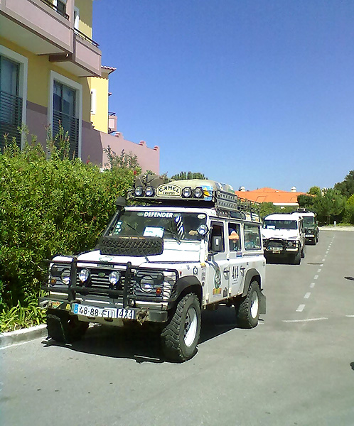 Estoril e Sintra Jeeps