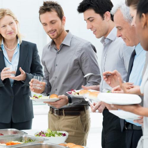 Organização de Reuniões e Encontros